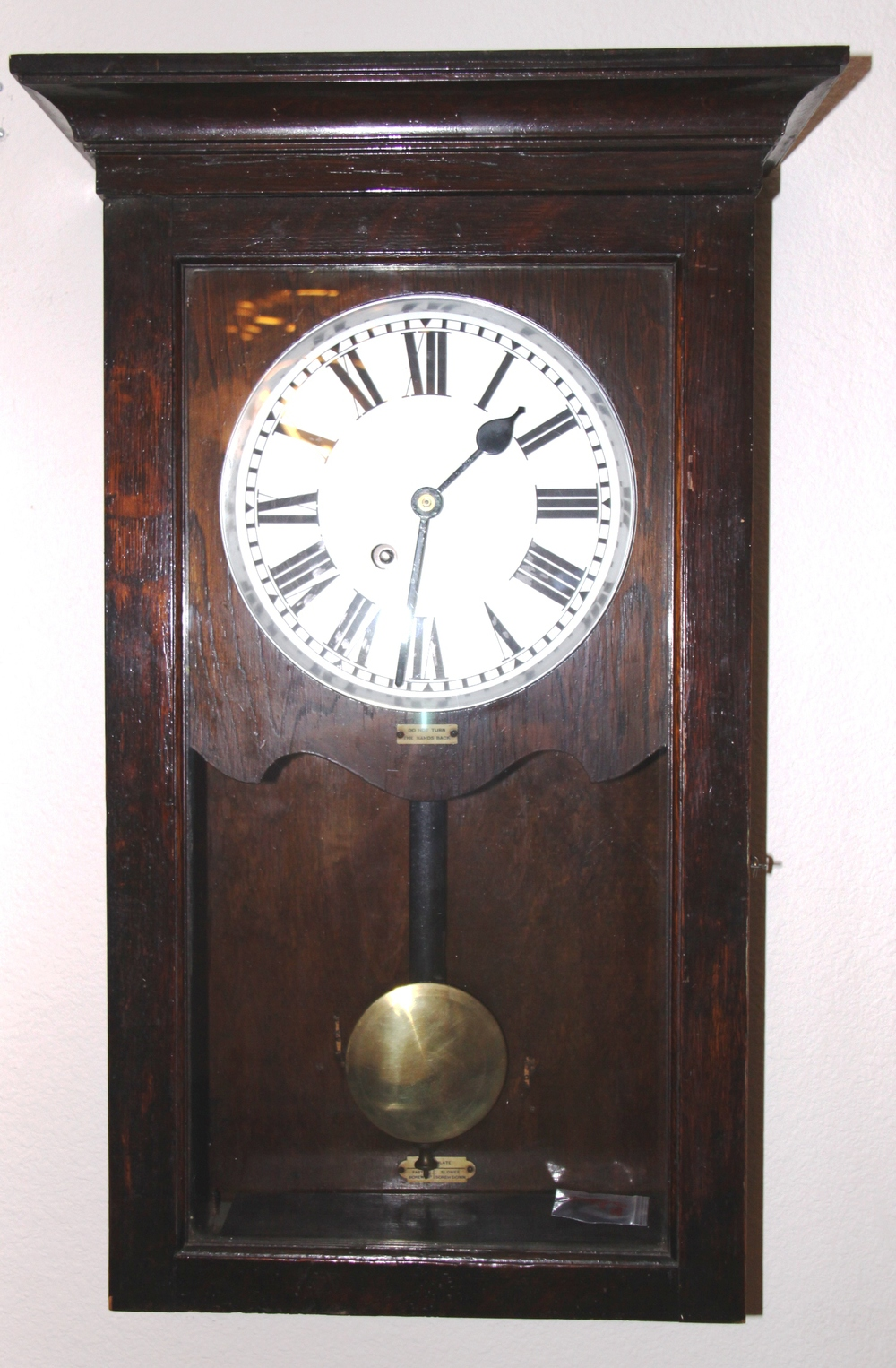 At least ½ a Gledhill Brooks Time Recorder. 1920's.