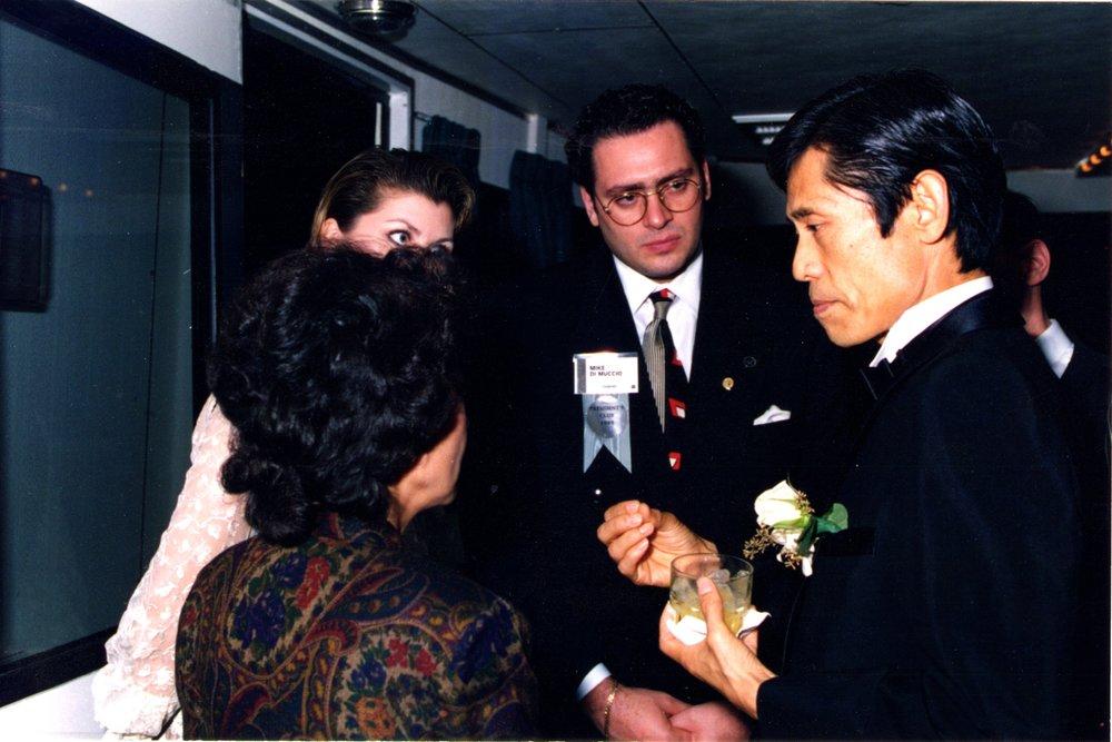 Meeting Masuda
