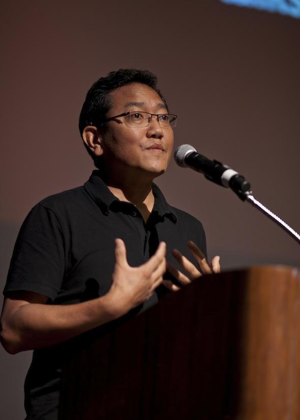 Kalden Lodoe, President of Capital Area Tibetan Association
