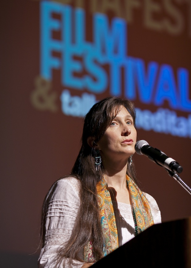 Christina Lundberg, Director of FOR THE BENEFIT OF ALL BEINGS