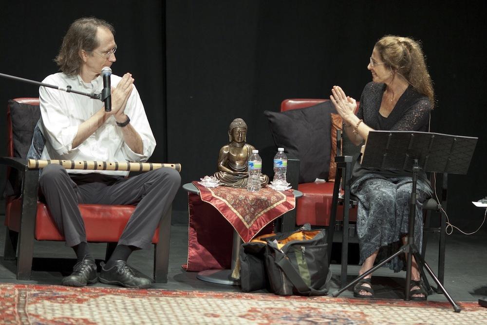 Tara Brach and Jonathan Foust
