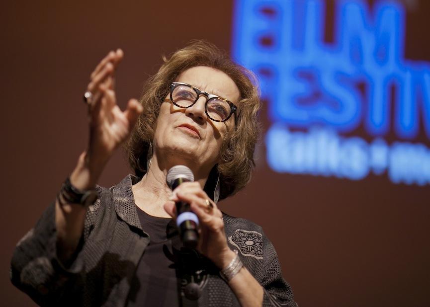 Johanna Demetrakas, Director of CRAZY WISDOM