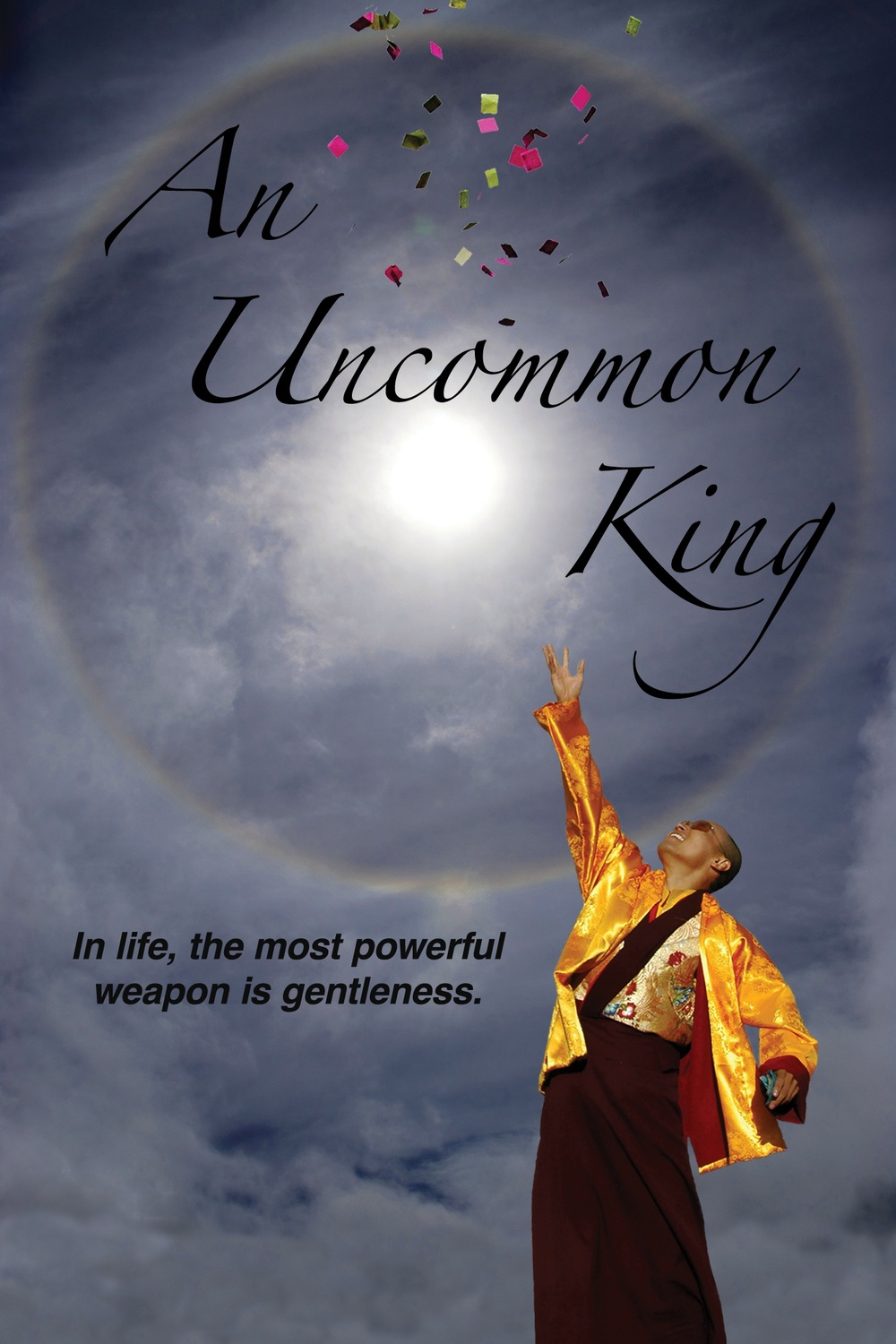 An Uncommon King iTunes poster.jpg