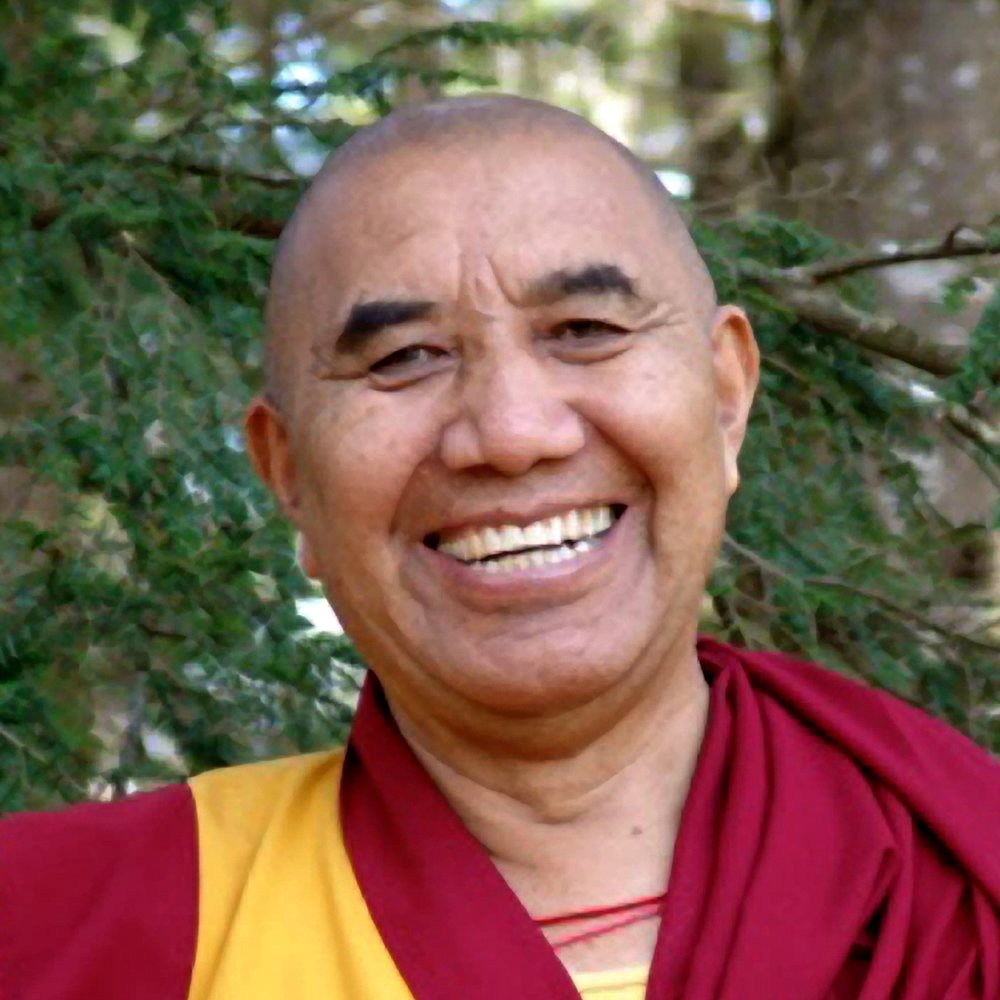 Khen Rinpoche Tsetan