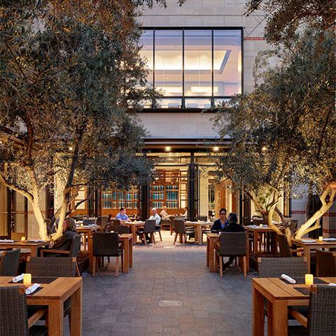 Plateia Mediterranean-Style Restaurant