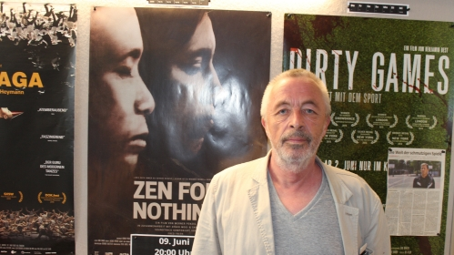 Director  Werner Penzel