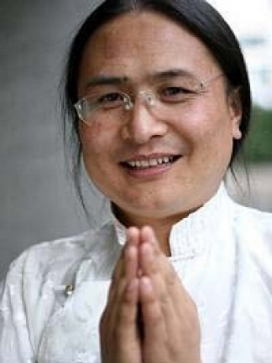 DR. NIDA CHENAGTSANG  Born in Tibet, Co-Founder and Medical Director of Sorig Khang International, which was formerly the International Academy for Traditional Tibetan Medicine