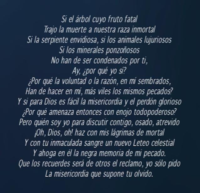 Traducción Paula Zelaya Cervantes