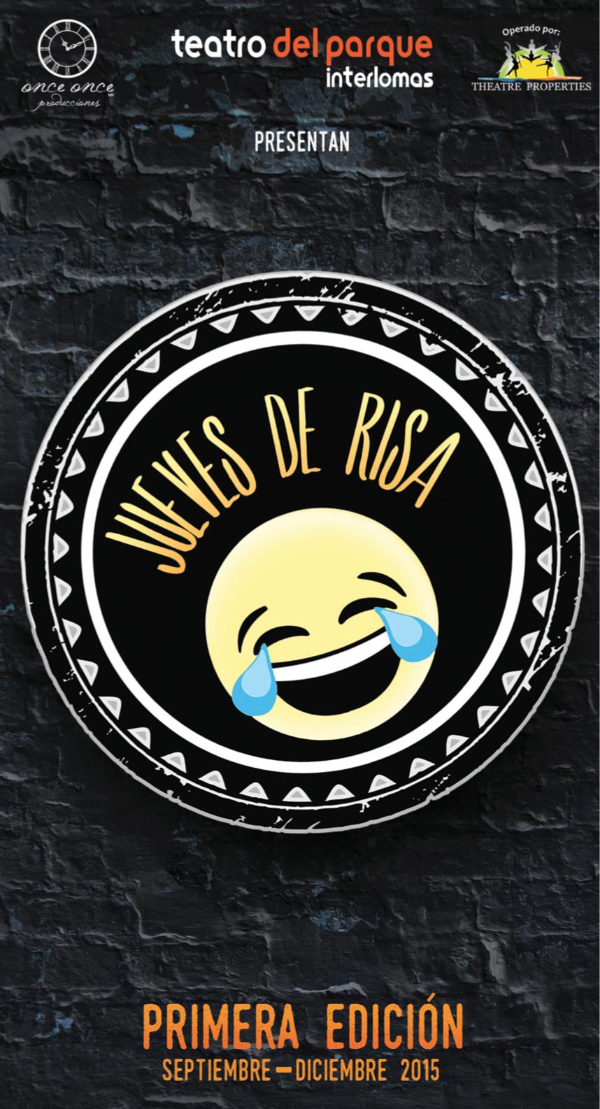 Con una dosis perfecta de carcajadas,este ciclo ofrece divertidos espectáculos que se han presentado exitosamente en otros foros en el Teatro del Parque en Interlomas.