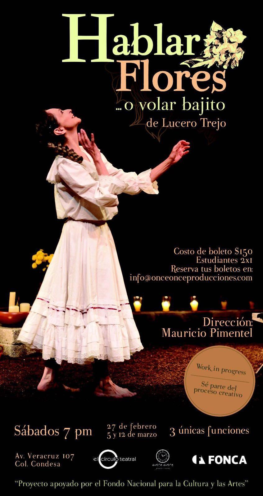 Círculo teatral | 27 de febrero 5 y 12 de marzo