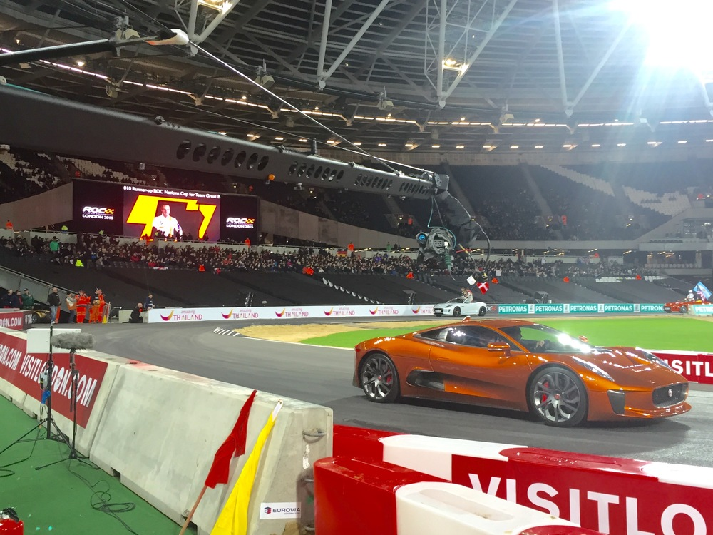 Race of Champions, London