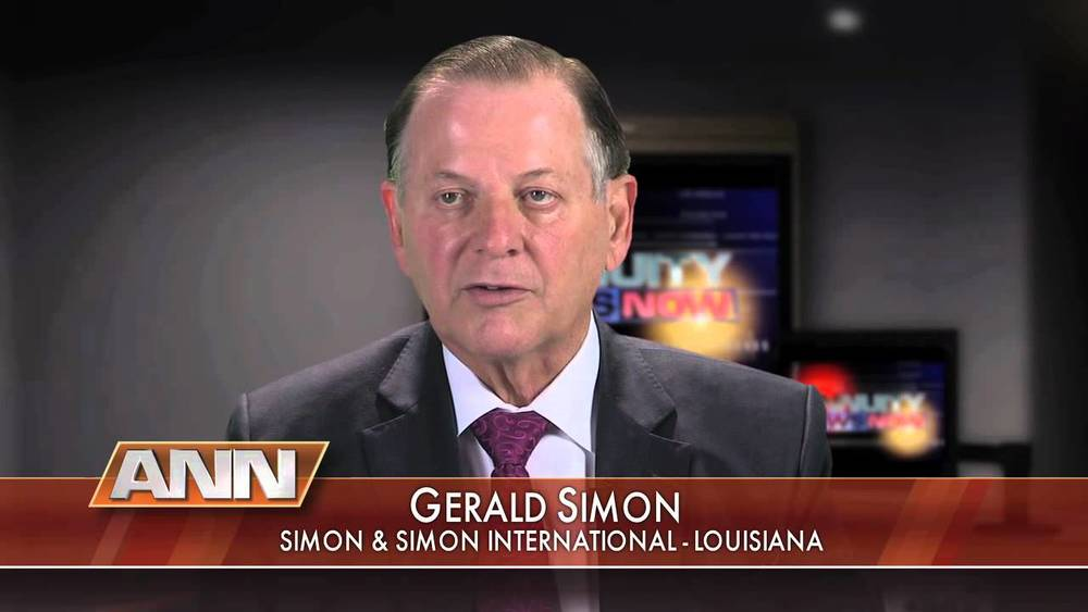 Gerald Simon Simon and Simon Source: youtube.com