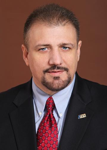 Robert Stammers CFA Institute