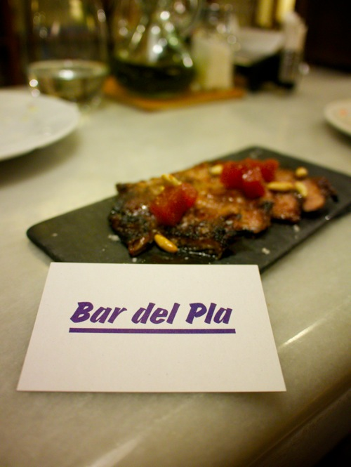 Bar del Pla Steak