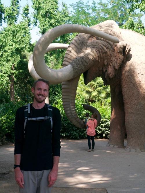 Barcelona Park MammothSeth