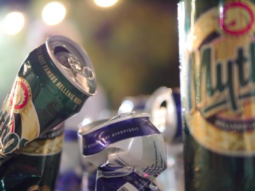 Milos Panigiri Beer