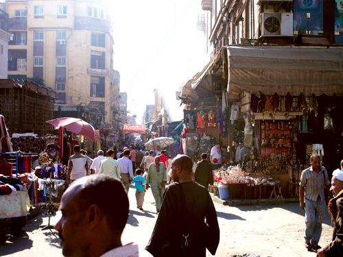 khalil market