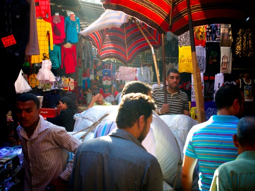 khalil Market Inside
