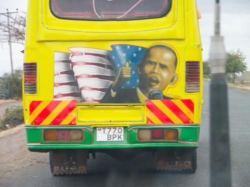 Obama Bus