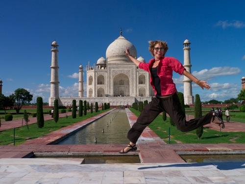 Berkley Taj Mahal