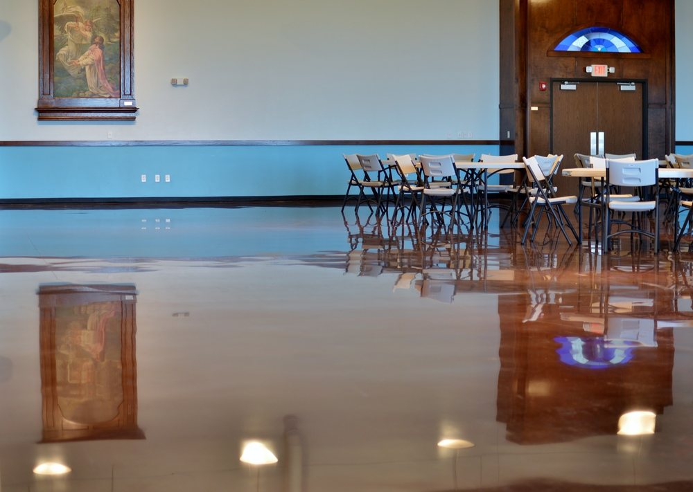Floor Finishing Gallery Pur O Zone Kansas And Western