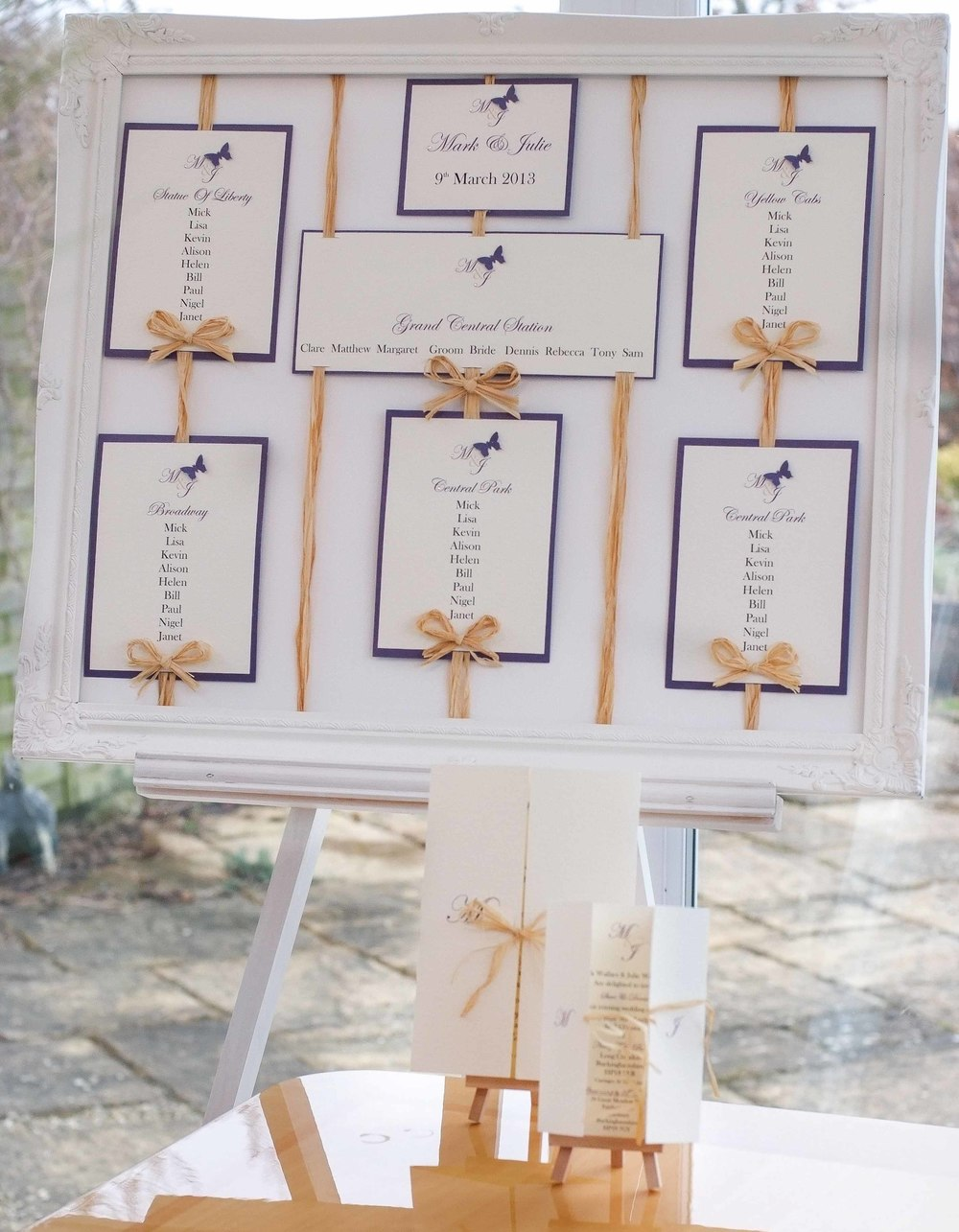 Rustic Elegance Wedding Stationery