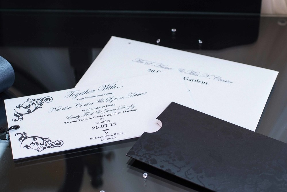 Timeless Grace Wedding Invitation