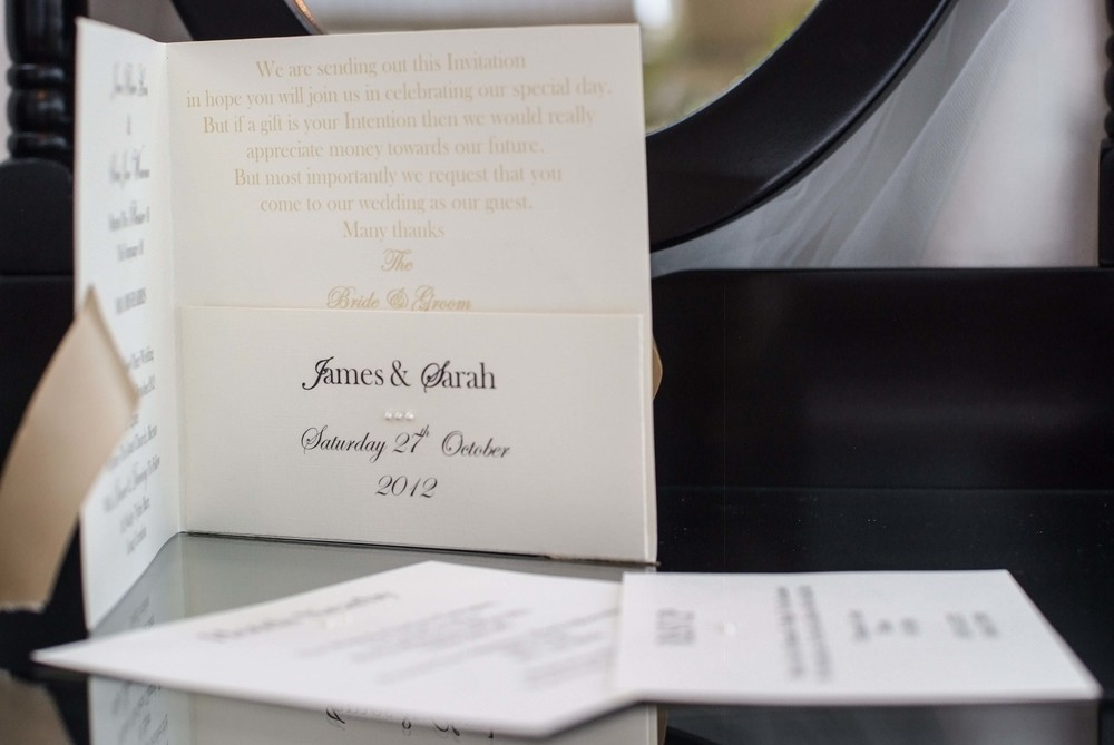 A classic favourite of many couples, this beautiful wedding invitation and stationery range is available at VivienB's of Oxford, Oxfordshire. The VivienB's Luxury Pearla Collection.    Next Collection:  Bespoke Service Gallery
