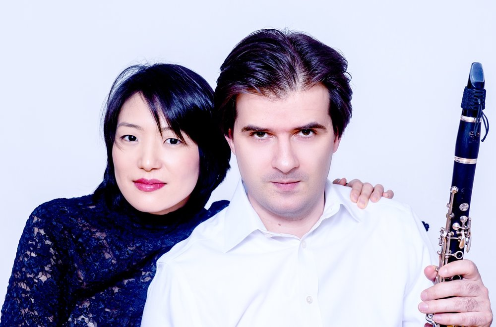 Shelter Island Friends of Music season kicks off with Tanaka and Shtrykov - The young duo of Maksim Shtrykov, a clarinetist from Belarus, and Misuzu Tanaka, a pianist from London, are yet another example of a new generation of exquisitely talented performers who elevate our understanding of the world's music.