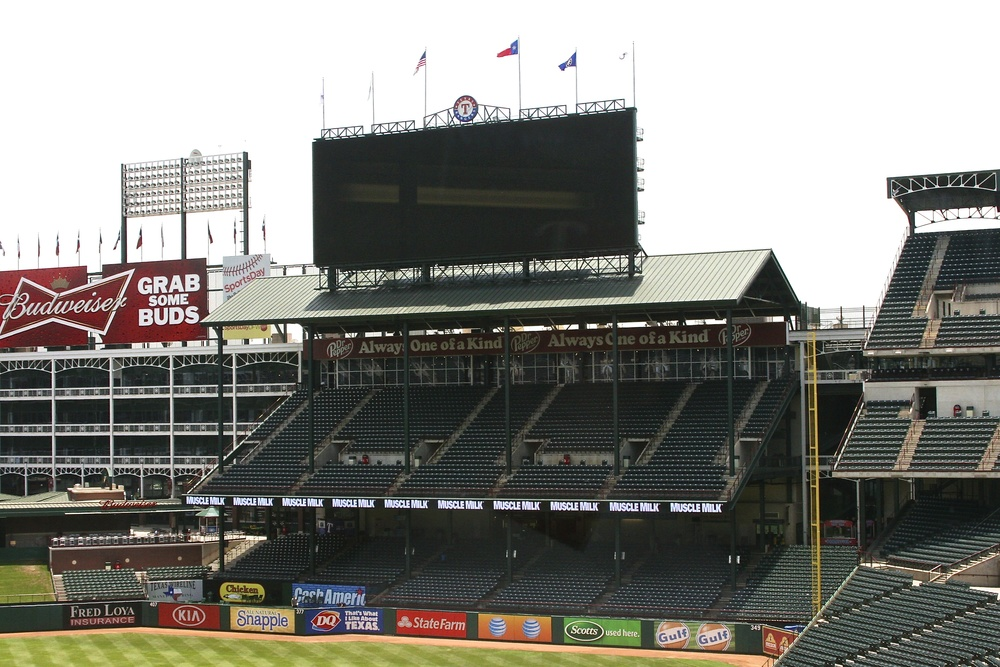 Right Field reminiscent of Tiger Stadium