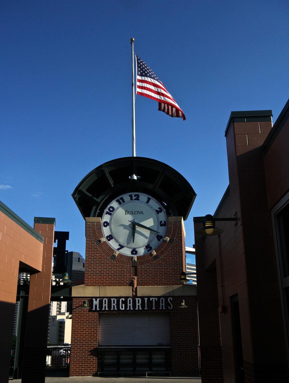 Coors Field Clocktower