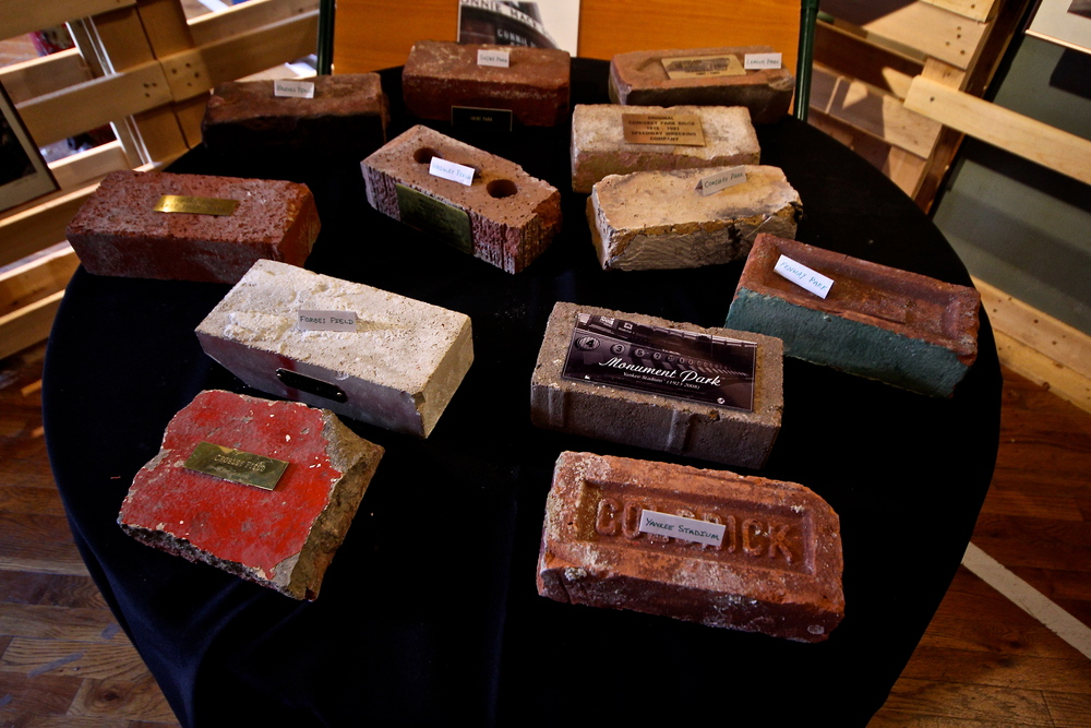 Bricks of the ballparks.JPG