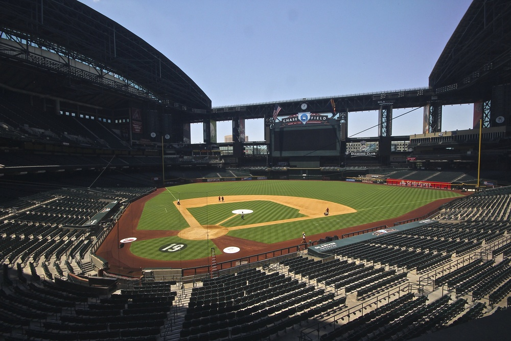 Goodbye Chase Field