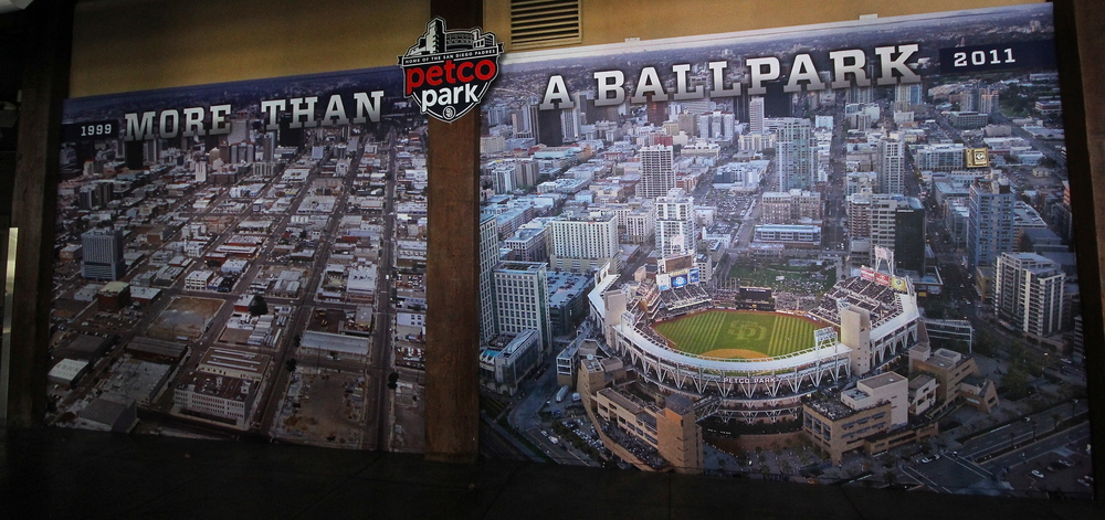 Before and After Petco Park
