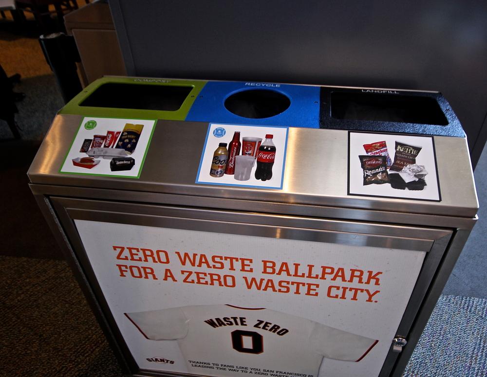 Composting at AT&T
