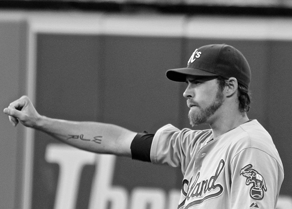 Black and White Reddick