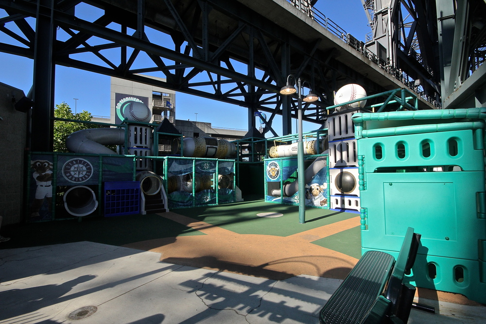 Safeco kids area
