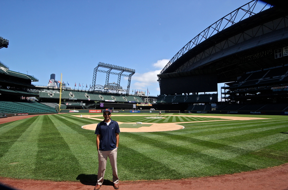 Me on Safeco