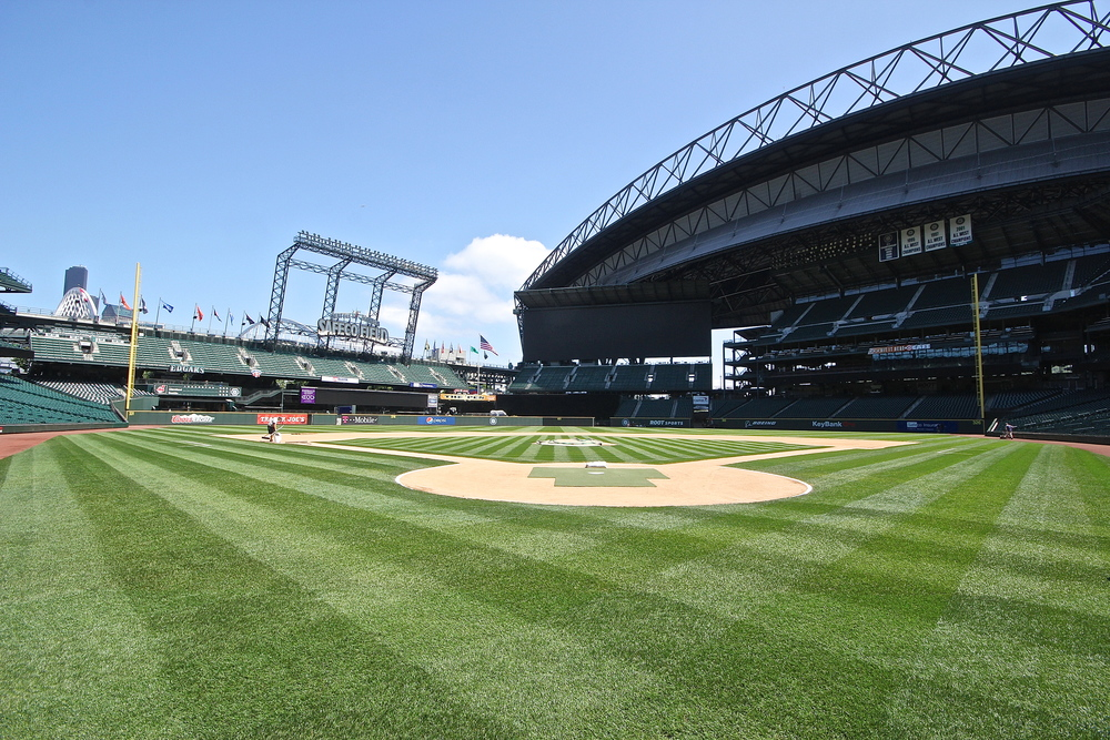 Field level view of Safeco
