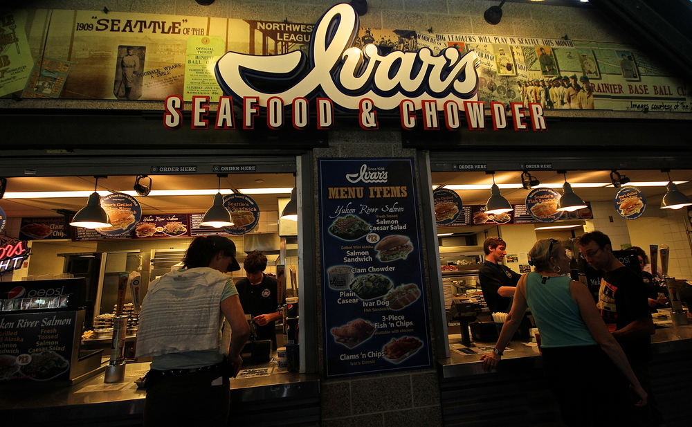 Ivar's Seafood and Chowder