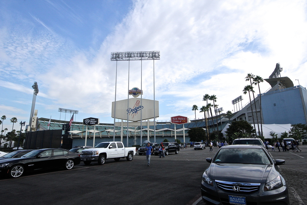 Day #59 – The Los Angeles Dodgers — Rounding Third