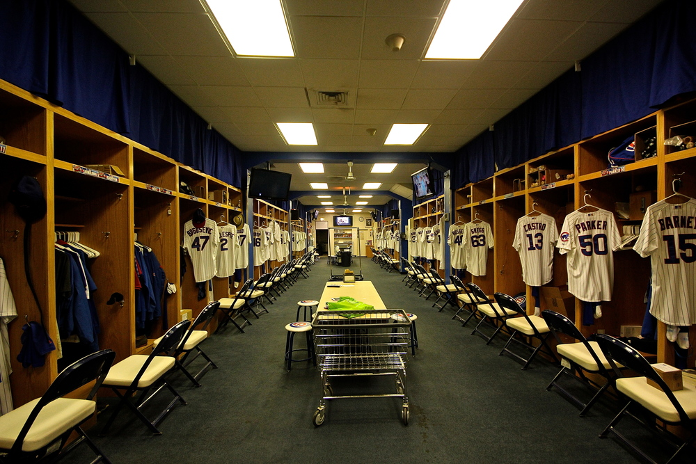 Cubs Clubhouse