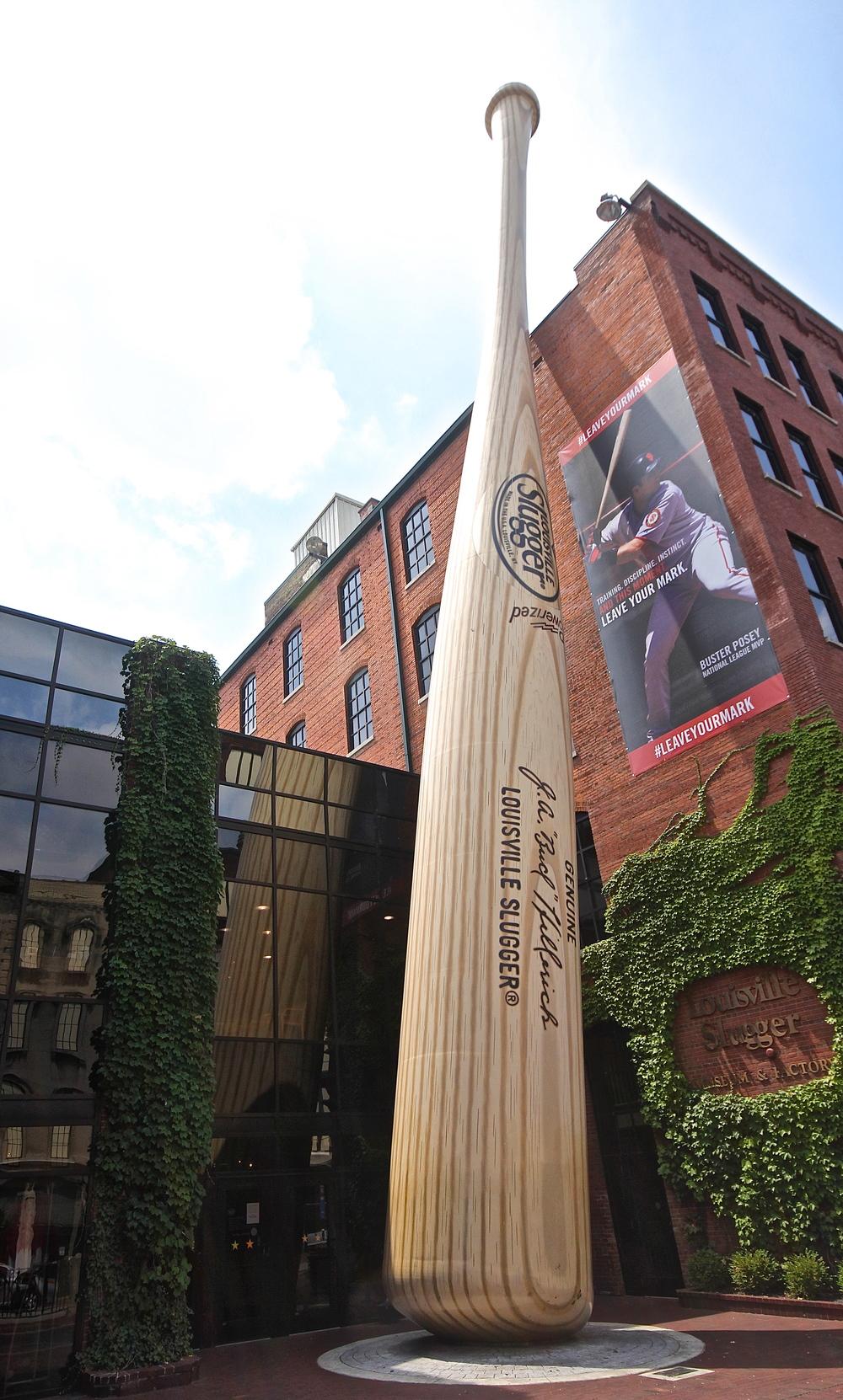 That is one big bat