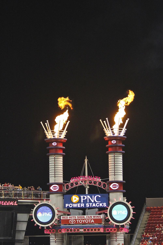 Power stacks home run!