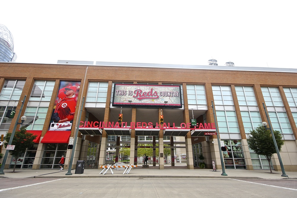 The Cincinnati Reds Hall of Fame