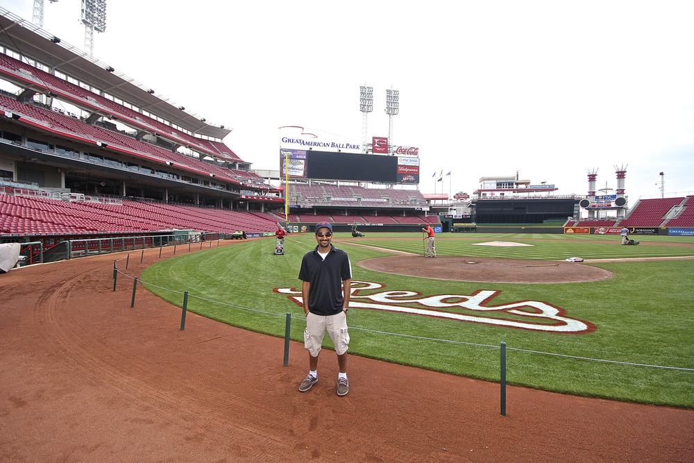 Me and the field