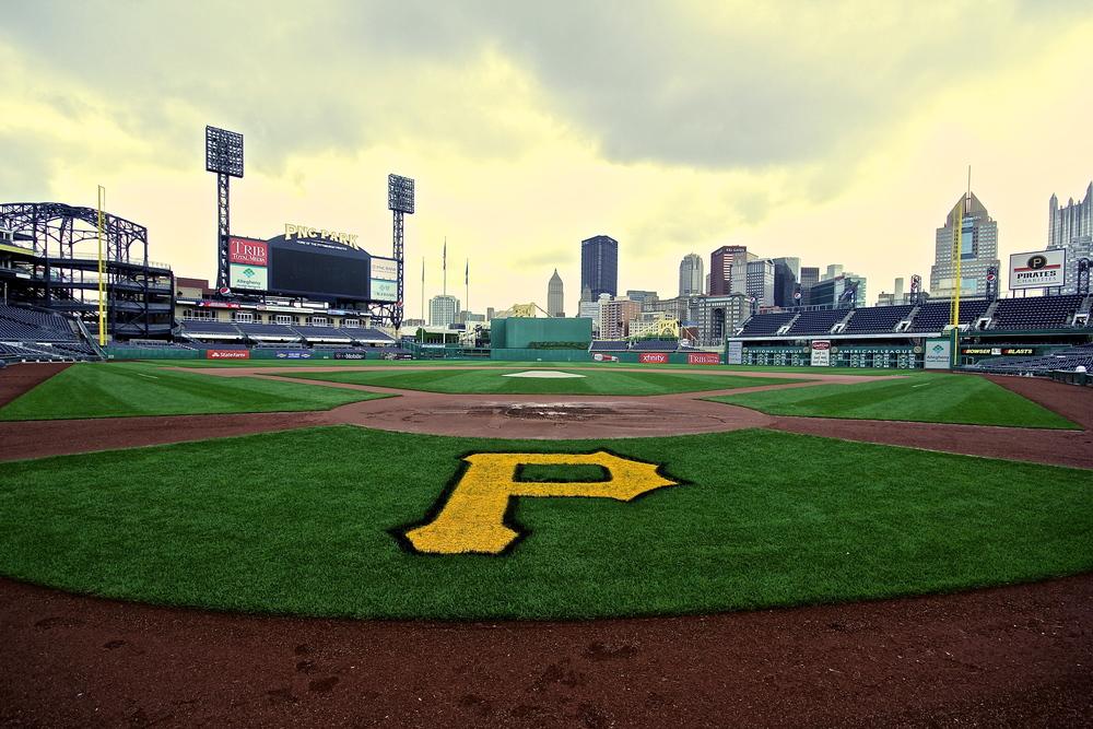 PNC Park field view