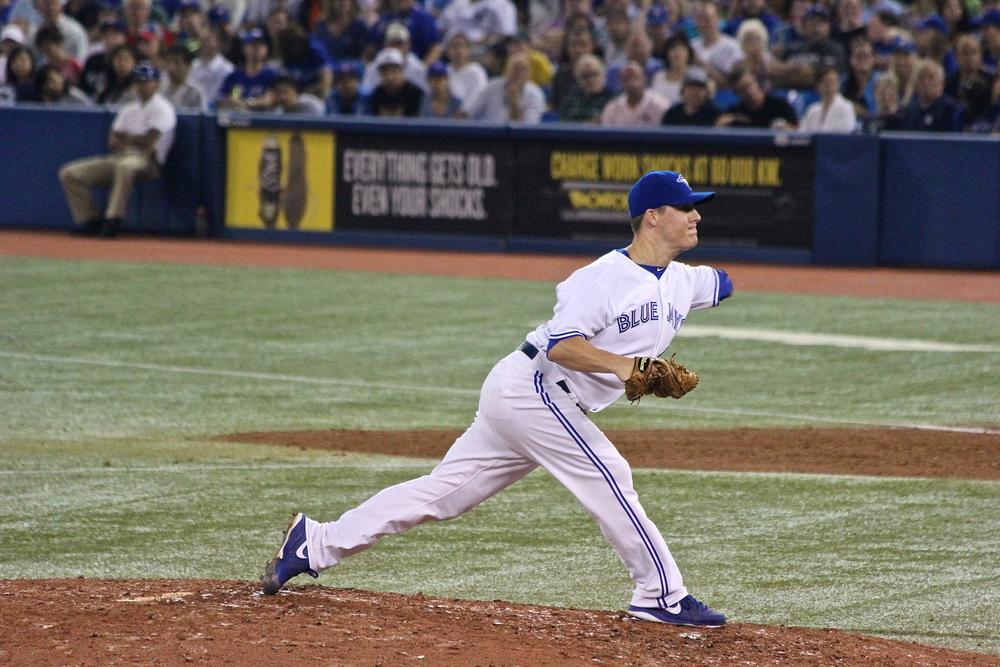 Aaron Loup...AHHH WHERE DID HIS ARM GO?!?!
