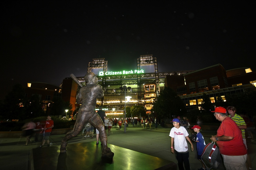 Good night Citizens Bank Park
