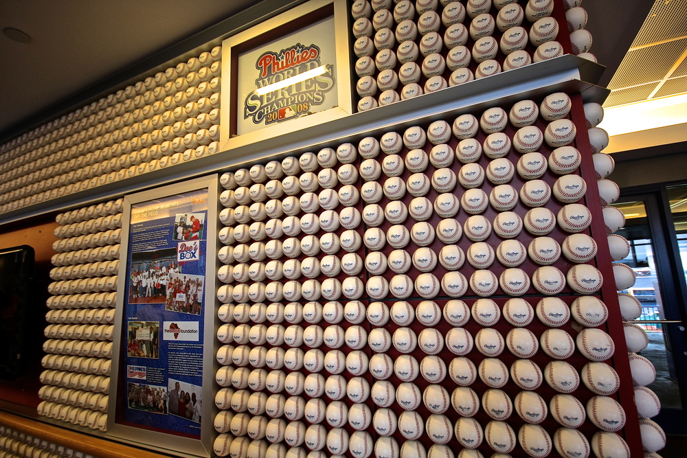 Wall of Balls